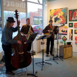 DJam Jazz Combo to Feature at the Season Closing Black Walnut on June 16, 2017