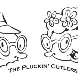 The Pluckin' Cutlers Will Be the Feature Performers November 16, 2018